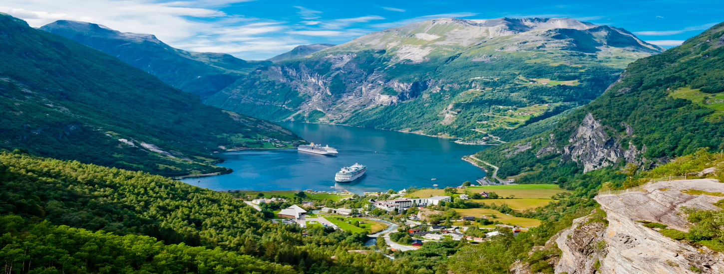 FJORDS AND NORWAY CRUISE DEALS